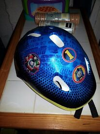 Boys crash helmet
