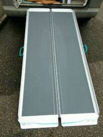 Disabled Scooter / Wheelchair Wide Ramp Aerolight Extra 1.8 metres
