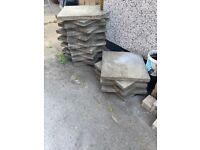 Free 2x2 slabs