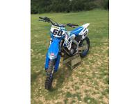 Tm racing 144cc mx