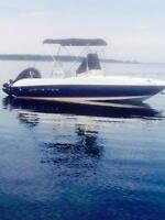 20 ft center console boat