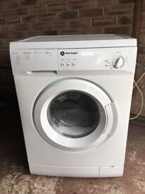 White knight washing machine