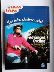 How to be a better cyclist book (New)