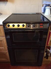 Vintage Cannon Gas Cooker Fully Working