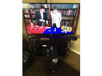 """LG 47"""" Smart 3D tv LG Sound bar 300w an subwoofer excellent condition fully working"""