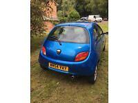 Ford ka for sale £400 Ono five months not