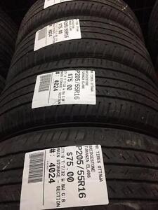 205/55/16 Bridgestone Turanza EL400 (All Season)