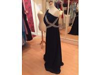 Dark blue dress size 14