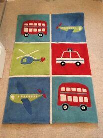 New Transport rug