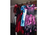 4 dresses age 9-10