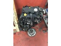 Vauxhall zafira engine Spare Or Repair