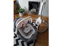 Joie Serina 2 in 1 baby Swing and Rocker chair seat - Khloe & Bert