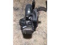 Piaggio 125 engine mint condition offers