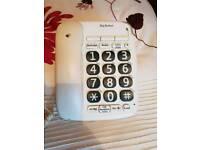 BT Big Button home phone