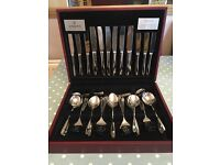 Viners complete cutlery set