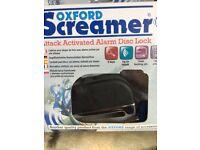 Oxford screamer ***high quality bike disc lock ****