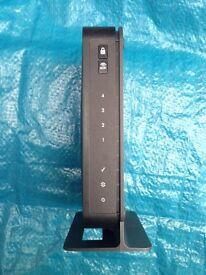 Netgear Virgin Media VMDG280 Wireless Router Modem Ethernet Hub Wifi Internet (not linksys, asus)