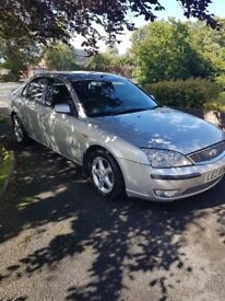 Nice ford mondeo edge for sale