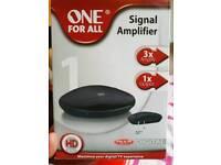 Brand new signal amplifier