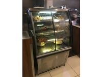 FPG Heated Servery Cabinet Grab and Go QUICK SALE