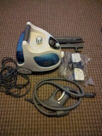 VAX S6 Home Master Steam Cleaner - Used Once