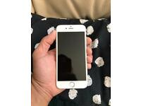 iPhone 6s sliver 128gb unlocked. Excellent condition.