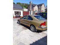 2002 Volvo s60 d5 2.4