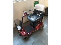 Nearly new mobility scooter very good condition