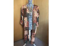 New Ladies Cardigan/Cover Up - Size M