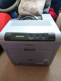 Samsung CLP620ND Colour Laser Workgroup Printer