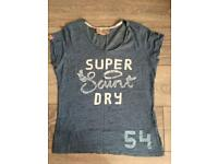 Superdry tops large