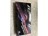 **F1 FULL W/E AND CAMPING TICKET SILVERSTONE**