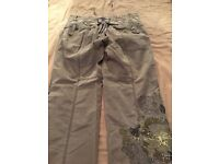 LADIES RIVER ISLAND TROUSERS SIZE 12