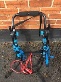 Bike rack for car (btwin)