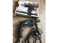 Hammer drill power tool diy