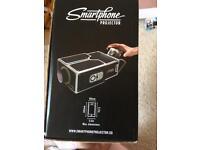 Smartphone film projecter