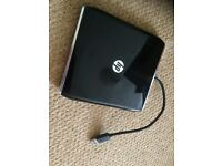 External disc drive for laptop