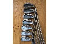 Mizuno T-Zoid MX-15 Golf Clubs with Ping G2 Driver