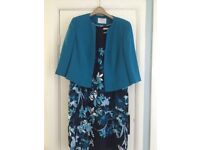 Jacques Vert Dress and Jacket Size 20