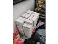 Concrete Common Solid Brick 20N Grey 65mm