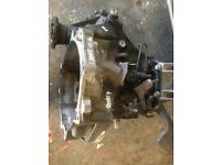 2005 VW Golf MK5 6-speed GVV code gearbox for 1.6 FSi