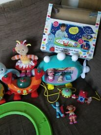 Huge In The Night Garden Bundle