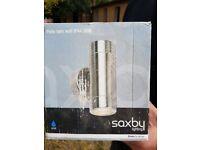 saxby outdoor steel lights