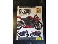 Suzuki Haynes manual