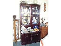 Dresser/Display cabinet