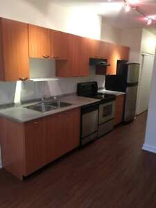 One Bedroom + Flex For Rent at The Lex - 1249 Granville Street