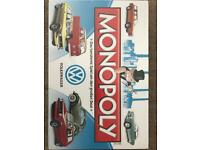 Volkswagen Monopoly Game - Rare
