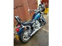 Classic Kawasaki VN 750