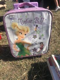 Disney tinker bell kids suitcase
