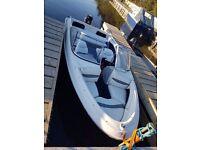 Bayliner boat